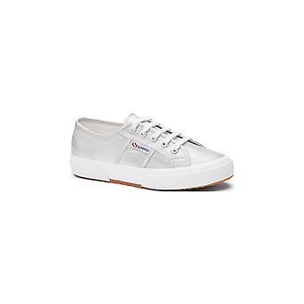 Superga 2750 Micro Lamew Shoe (argent Matt)