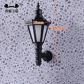 Lamppost Bulbs Up Wall Lights Lamps Model Building Material Ho Oo N Scale 1:50 1:75 1:100 1:200 Scale