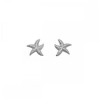 Hete diamanten sterling zilver eeuwige liefde oorbellen DE604