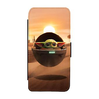 Baby Yoda Samsung Galaxy S9 Wallet Case