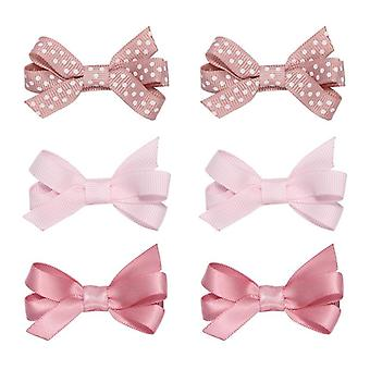 Baby Hair Clips, Hairpin Ribbon Bowknot
