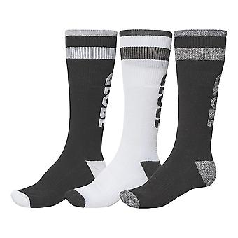 Globe Stonningtone 3 Pack Long Socks - Assorted