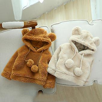 Winter Snow Jacket For, Newborn, Outerwear Clothes