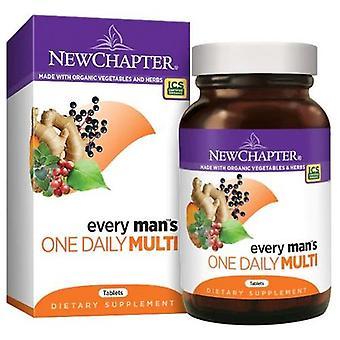 Nouveau chapitre Chaque homme-apos;s One Daily Multi, 72 TABS