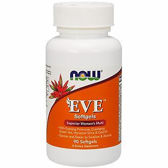 Nyt Elintarvikkeet Eve Naiset's Useita vitamiineja, 90 Softgels