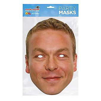 Mask-arade Chris Hoy Celebrities Party Face Mask