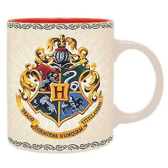 Harry Potter Mug Hogwarts 4 Houses new Official Boxed
