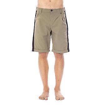 Verri Man Military Green Shorts