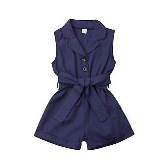 Summer Baby Kids Clothes, Bow-tie Waist Romper/ Bodysuit/jumpsuit Outfits