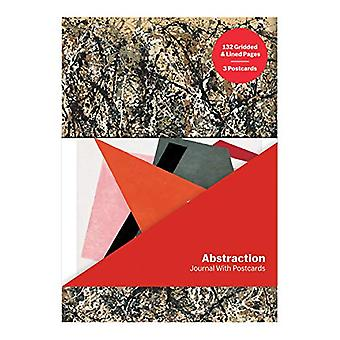 MoMA Abstraction Journal with Postcard Set (MoMA Abstraction)