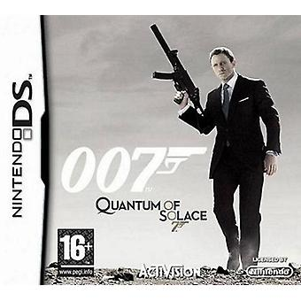 007 Quantum of Solace [Import] Nintendo DS Jeu