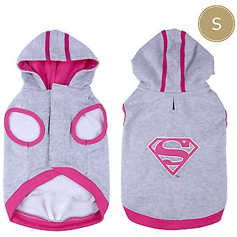 For Fan Pets Supergirl sweatshirt (Dogs , Dog Clothes , Sweaters and hoodies)