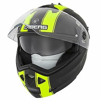 Caberg Duke II Legend Full Face Motorcycle Helmet Hi-Vis Reflective Fluo