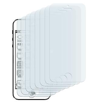 8 X Screen Protector Iphone 5 Guard Protector Film (8 X Front Film)