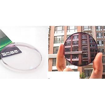 Anti Blue Light And Photochromic Grey Optical Lens