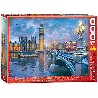 Eurographics - christmas eve in london