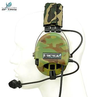 Shooting Tactical Active Pickup Noise Canceling  Airsoft Tactical Headset