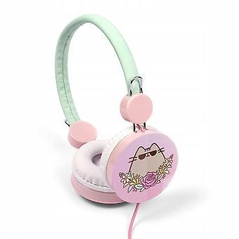 Thumbs Up! Pusheen - Headphones