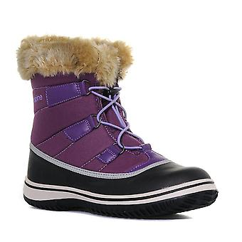 New Alpine Women's Snow Boot Purple