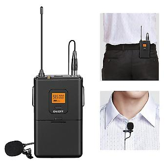 Mini Lapel Mic & Portable Receiver