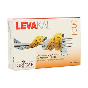 Levakal 1000 30 tablets of 750mg
