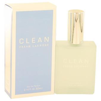 Limpieza lavandería fresca Eau De Parfum Spray de limpieza 2,14 oz Eau De Parfum Spray