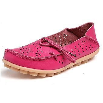 \kvinna slip på loafers