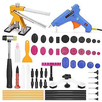 Paintless Dent ReparaturWerkzeuge Kit einstellbar dent Lifter Reparatur Werkzeugsatz Pack 45