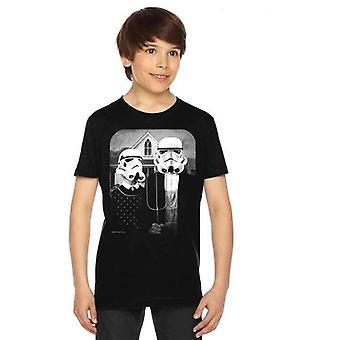 Star Wars American Gothic