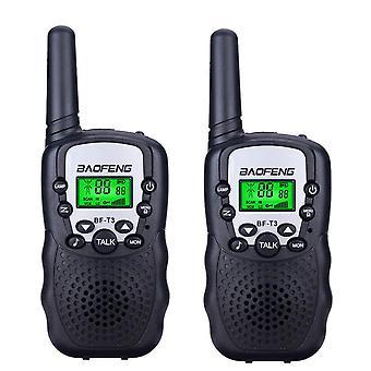 Børn Håndholdt T3 Mini Wireless Tovejs Radio Kids Toy Woki Toki