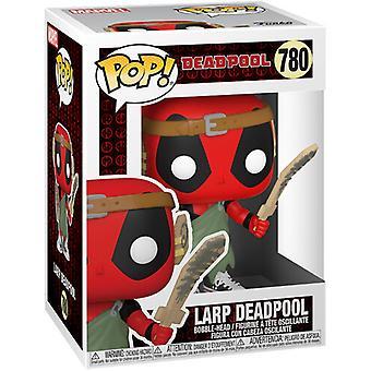 Deadpool 30th- Larp Nerd Deadpool USA import