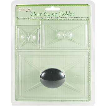 Jeje Marij Rahder Clear Stamp Holder