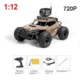 2.4GHz 4WD HD Camera Cars Off Road Buggy Toy
