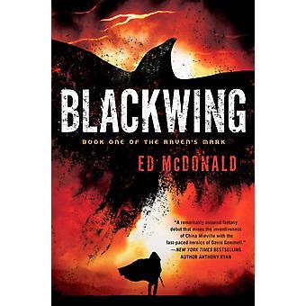 Blackwing av Ed McDonald