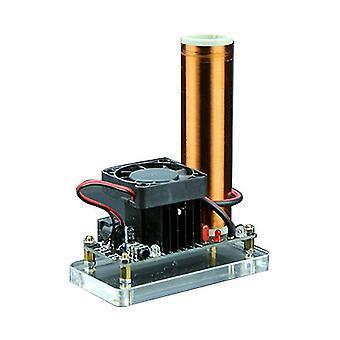 Pour 15W 24V Mini Music Tesla Coil Module PC Mobile Music Player Transmission sans fil Kits de bricolage WS42037