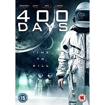 400 dages dvd