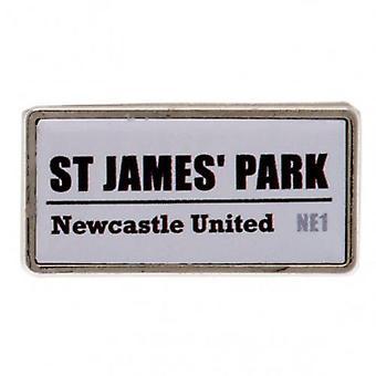 Insigne newcastle United FC SS