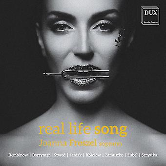 Bembinow, Milosz / Freszel, Joanna / Zawadzki, Piotr - Real Life Song [CD] USA import