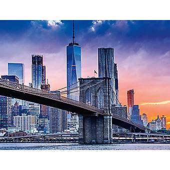 Ravensburger Skyline New York Legpuzzel (2000 Stukjes)