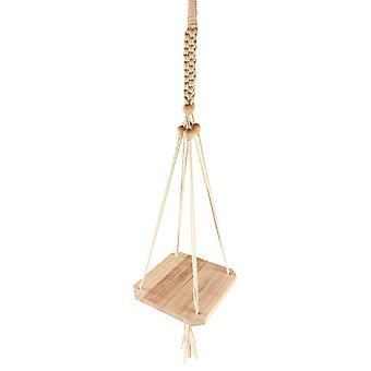 Macram Rope Shelf 100cm
