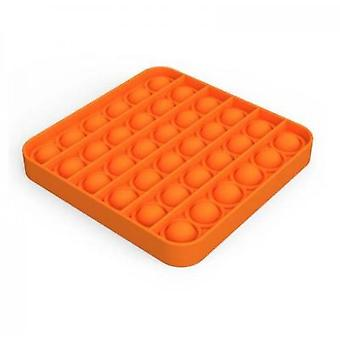 Push Bubble Sensory Adult And Kids Stress Relief Square Toy