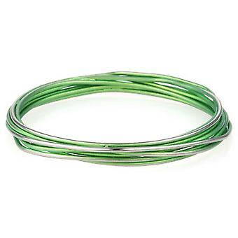 Ti2 Titanium kaos utvalg Bangle - friske grønne