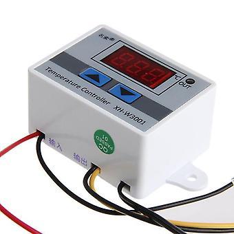 XH-W3001 220V 10A Contrôleur de température LED numérique Thermostat Commutateur De Commande Sonde