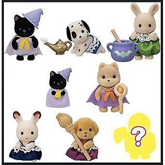 Sylvanian Families magiske babyserie - en mystery halloween-pakke 5547