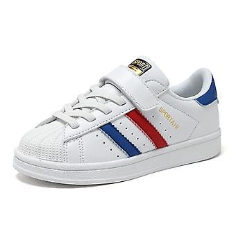 Zapatos de niño Flat Bottom Casual Shoes Transpirable 3 Colores fr8005