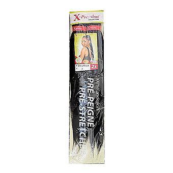 Haarverlängerungen Pre-Peigne X-Pression Nº 2 (1X2)