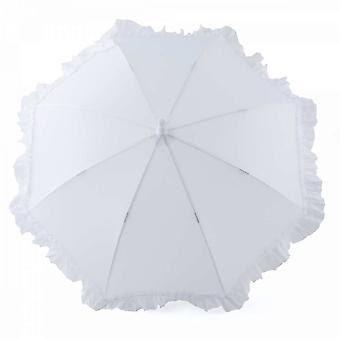 Paraply för barn M dchen Wei med R schen
