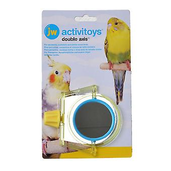 JW Insight Double Axis Bird Toy - Double Axis Bird Toy