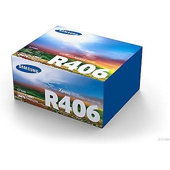 Samsung CLT-R406, Samsung, Samsung CLX-3300, CLX-3305, Laserutskrift, Svart, Cya