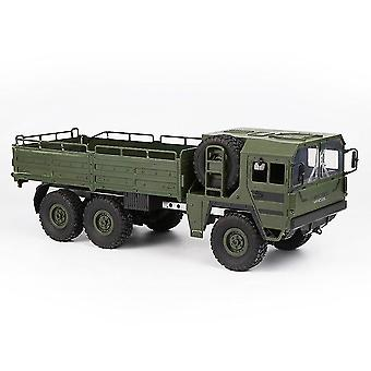 Toy cars rc military truck 1:16 2.4G high speed 12km/h rc truck off road christmas gift for children|rc trucks green